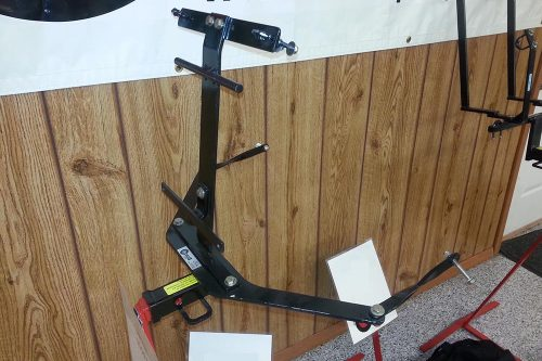 eTrike hitch